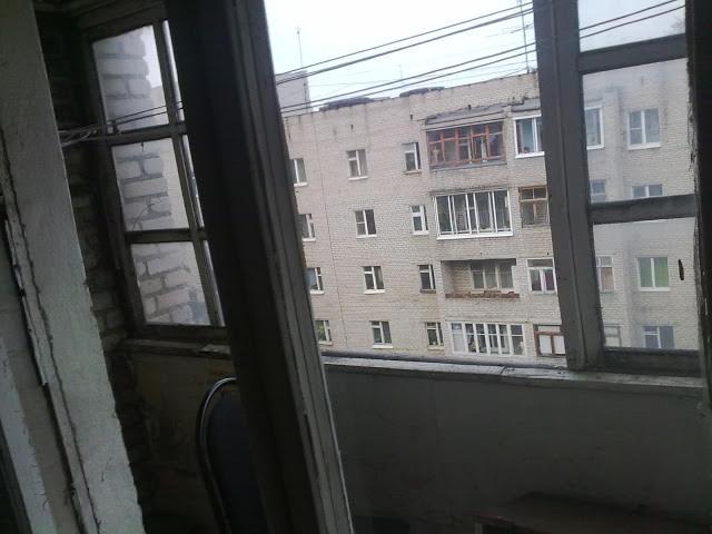 подготовка балкона к отделке