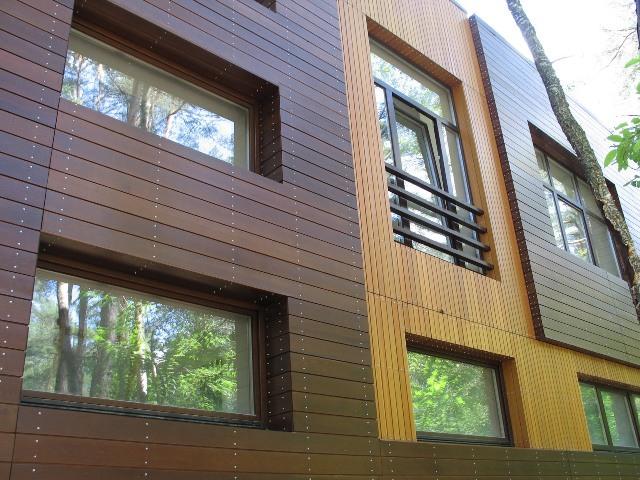 Деревянные панельные конструкции