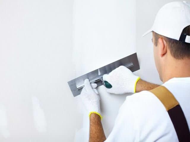 шпаклюем стены из гипсокартона