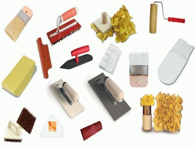 Материалы для отделки штукатурки