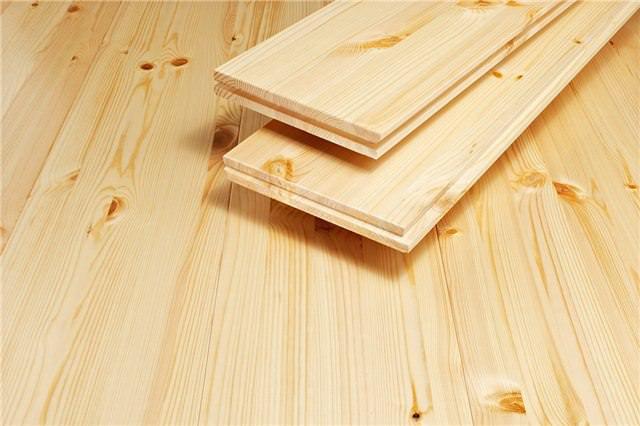 как выравнить деревянный пол