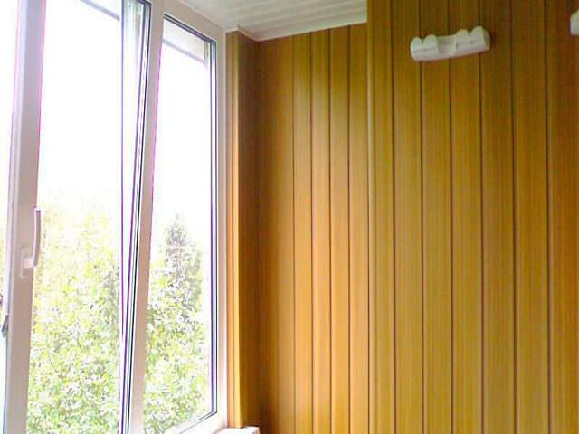 Отделка балкона панелями мдф своими руками пошаговая инструк.
