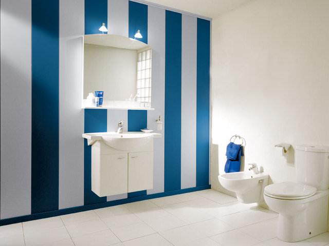 Потрясающие ванные комнаты