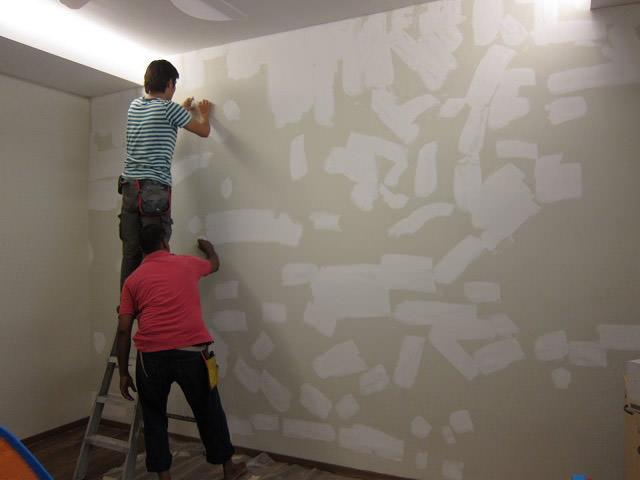 Причины для подготовки стен