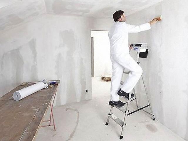 правильная подготовка стен для поклейки обоев