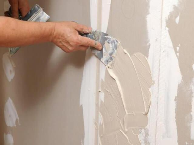 Чем покрыть стены перед покраской