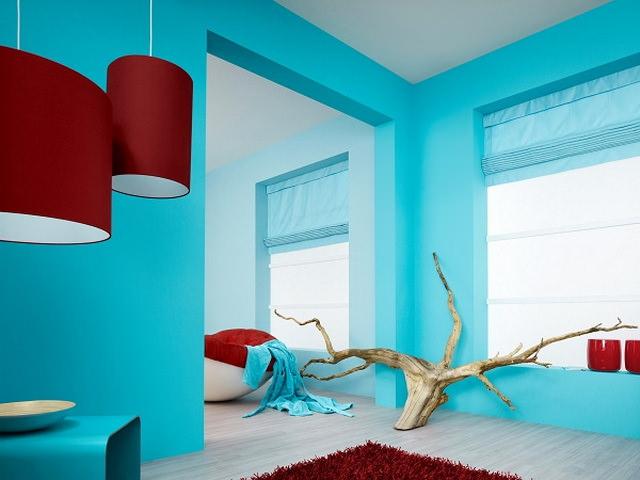 красить стены водоэмульсионной краской без разводов