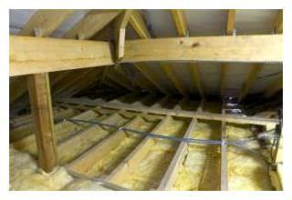 Чем утеплить потолок бани снаружи