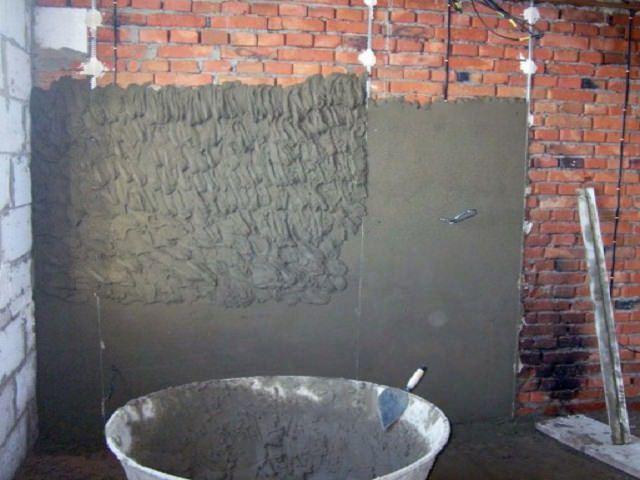 Сухая цементная смесь
