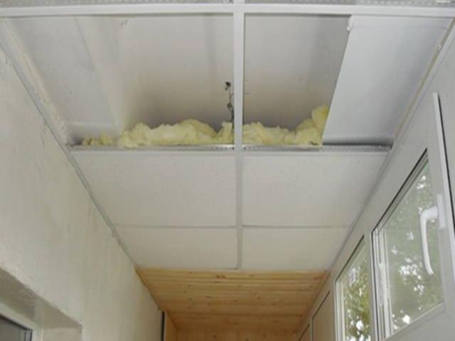 принципы утепления потолка