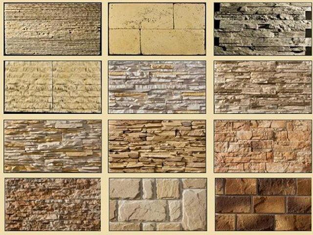особенности укладки натурального камня