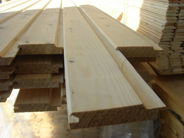 Выбор сорта деревянной вагонки