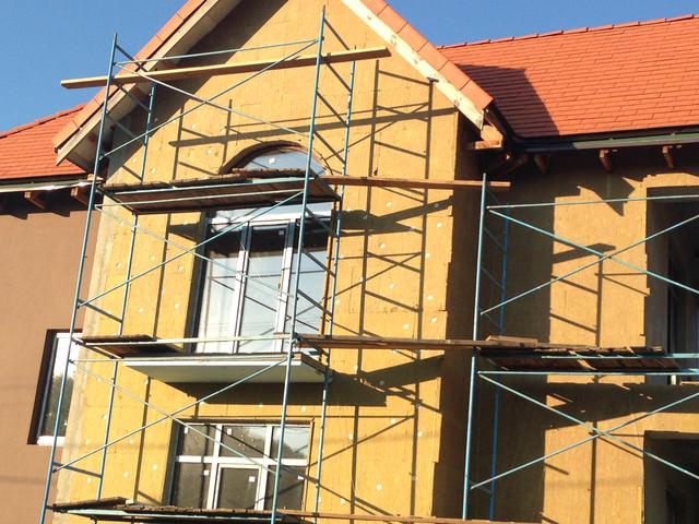 Работы с высокими домами