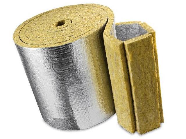Материал на основе минеральной ваты